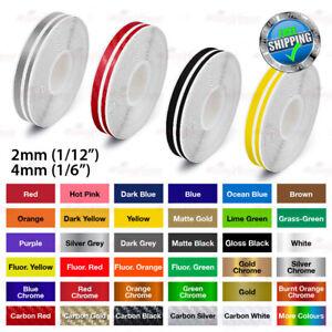 PinStriping Pin Stripe Tape Car Motorcycle Bike RTV Line Decal Vinyl Stickers