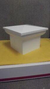 White pvc top