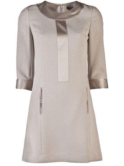 NWT Rachel Zoe Trapunto Shift Dress size 8