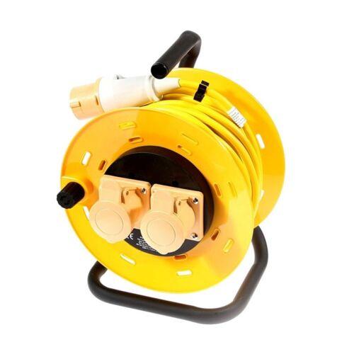 SMJ CR2516 25 m Câble d/'extension bobine 110 V 16amp