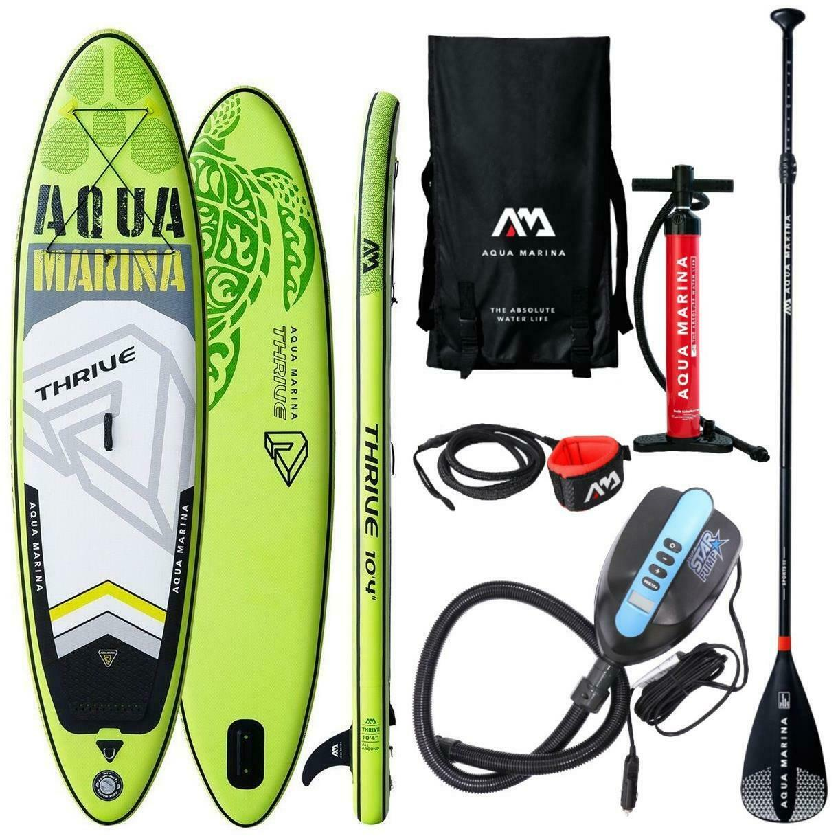 Aqua Marina thrive 10.6 315 cm sup inflatable stand up paddle board Sport Paddle