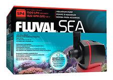 Fluval Sea Aquarium Sump Pump SP4 Marine Or Freshwater Underwater Filter 1822GPH