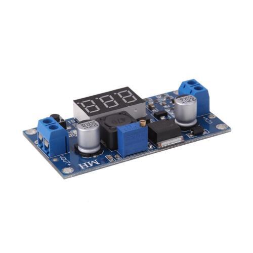 DC-DC Digital Boost Step Down Voltage Module LM2596S 3V-34V to 4V-35V  #495