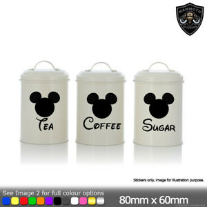 Bread /& Biscuits A Kitchen Jar Canister Labels Vinyl Stickers Decal Transfers