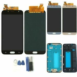 Para-Samsung-Galaxy-J7-PRO-2017-J730-J730F-Pantalla-LCD-Tactil-Screen-Frame-Kit