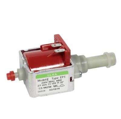 Pumpe Maschine Caffè Boiler Ulka EP5 48W 230V 50Hz 15bar 2//1 Min