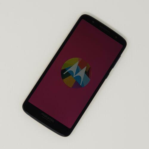 Motorola moto G6-Teléfono inteligente-Azul-Estado De Funcionamiento-Desbloqueado-Rápido P&P