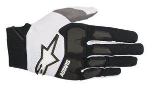 Guanti-Adulto-Alpinestars-Racefend-Gloves-Bianco-Nero-White-Moto-Cross-Enduro