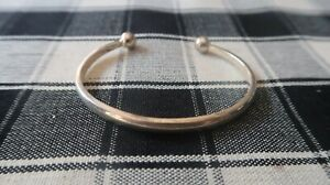 LINKS OF LONDON Sterling Silver Cuff Bracelet