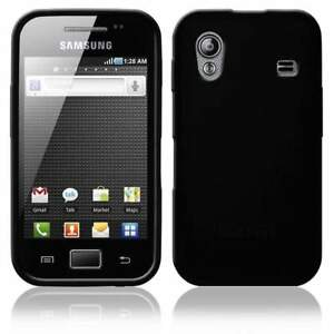 AMZER-Soft-Gel-TPU-Gloss-Skin-Case-Cover-for-Samsung-Galaxy-Ace-S5830-Black