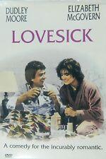 LOVESICK (1983) Dudley Moore Eliazbeth McGovern John Huston Alan King Gene Saks