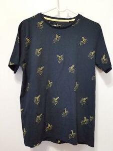 103dd1e261 Denim and Flower Men s S 38 Bananas Print T-Shirt Tee Shirt Size ...