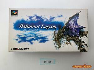 BAHAMUT LAGOON Nintendo Super Famicom SNES SFC JAPAN Ref:313645