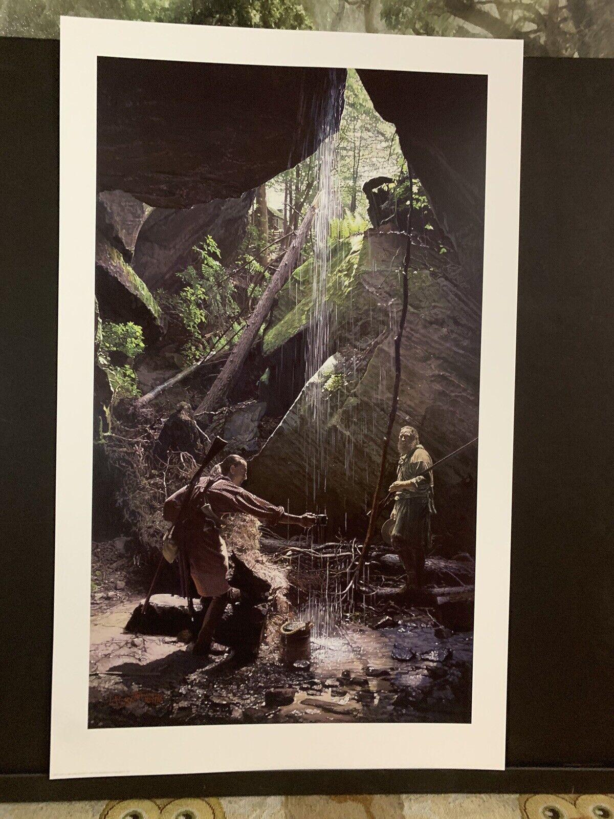 """GOD'S GIFT"" by, John Buxton #296/550 on eBay thumbnail"