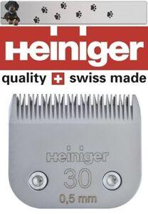 Heiniger Tête De Rasage Taille 30/0,8 Mm Saphir - Style Sapphire  Saphircord