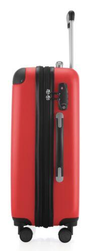 Capitale VALIGIA Spree bagaglio a mano Boardcase cabine TROLLEY CABIN SIZE ROSSO