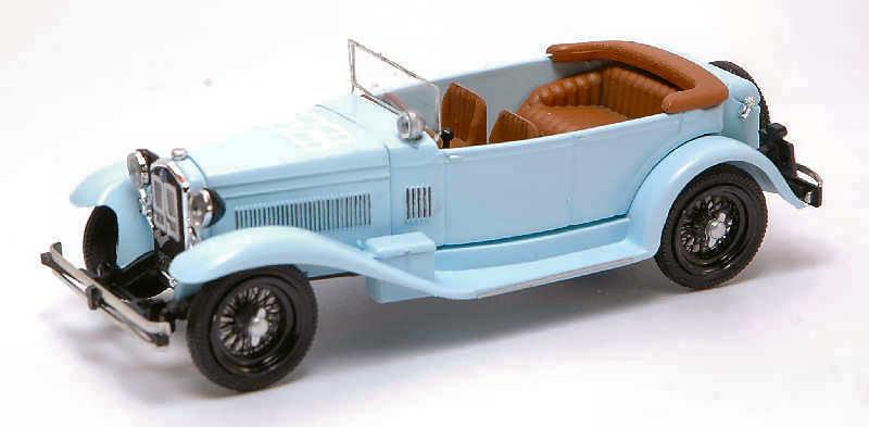Alfa Romeo 1750  99 Mille Miglia 1930 Ferrari - Basso 1 43 Model RIO4202 RIO