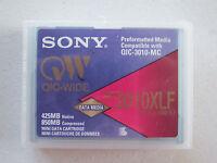 Sony 850mb Qw3010xlf Qic-wide Mini Data Tape Cartridge Qic 3010 Standard