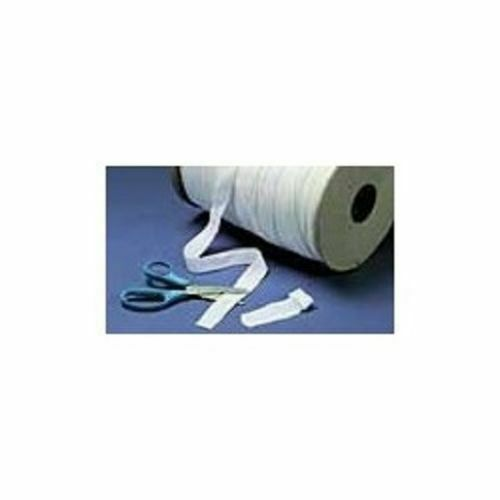 """12 yrds of 5//8/"""" White stretchy nylon tubing for doll sock making"""