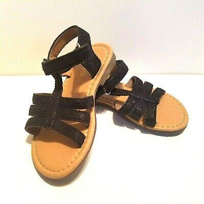 Rio Toddler Girls Sandals Size 6 Black