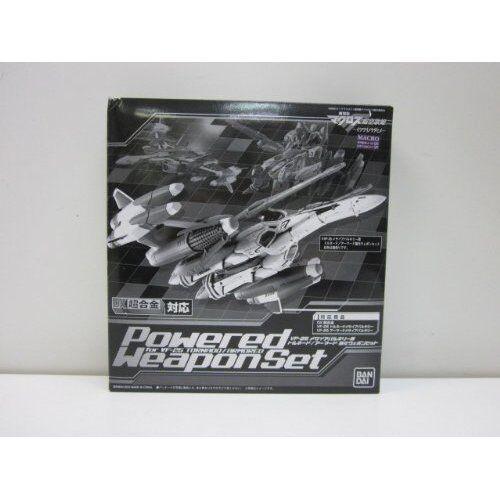 DX Chogokin Macross Tornado/ArmoROT PoweROT Weapon Set VF-25 Messiah Valkyrie