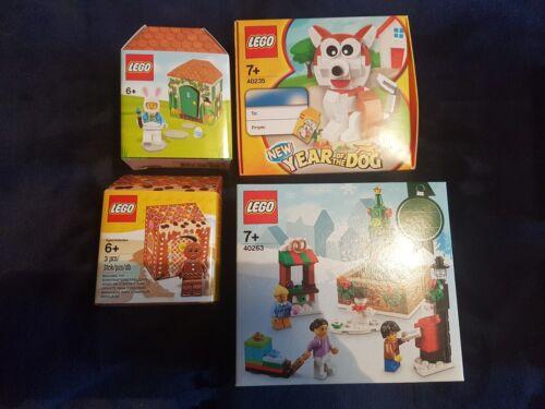 40263 NOW ON SALE BARGAIN PRICE Lego BUNDLE JOBLOT 40235