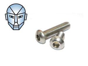 1-x-Pair-Stainless-Steel-Stock-Screws-Suit-Weihrauch-HW100-HW100K-S-T