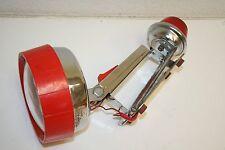 WOW Vintage Large Electric Battery Top Radar-Lite Burgess USA Flashlight Rare