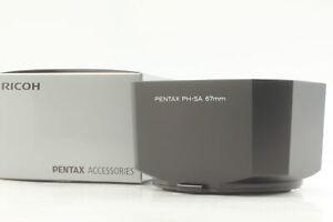 [] non utilizzati Pentax Paraluce Ph - 67mm per SA 67II 67 6x7 135mm f/4 Macro dal Giappone