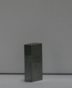 .600 Rectangular Steel Gage Block