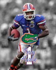 Licensed 8x10 Photo Plaque Florida Gators #1 Percy Harvin