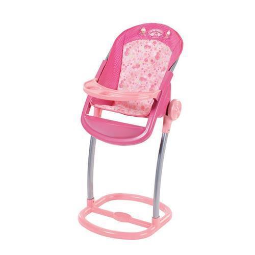 Zapf Creation 794395 Baby Annabell® Hochstuhl