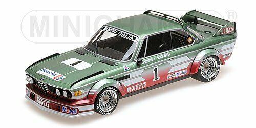 BMW 3.0 CSL BMW Italia  1  ETCC Zandvoort 1979 - 1 18 - Minichamps  offrant 100%