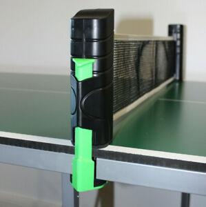 Tischtennis Rollnetz EASY | bis 200 cm stufenlos Netz universell Automatik 0622