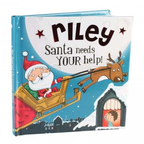 History /& Heraldry Cuentos De Navidad-Riley Santa necesita tu ayuda 267000364