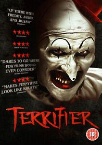 Terrifier-DVD-2018-Jenna-Kanell-Leone-DIR-American-Horror-Slasher-Gift-Idea