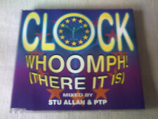 CLOCK - WHOOMPH! (THERE IT IS) - 6 MIX DANCE CD SINGLE