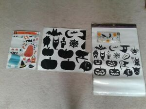 Halloween-Window-Clings-Assortment-Used