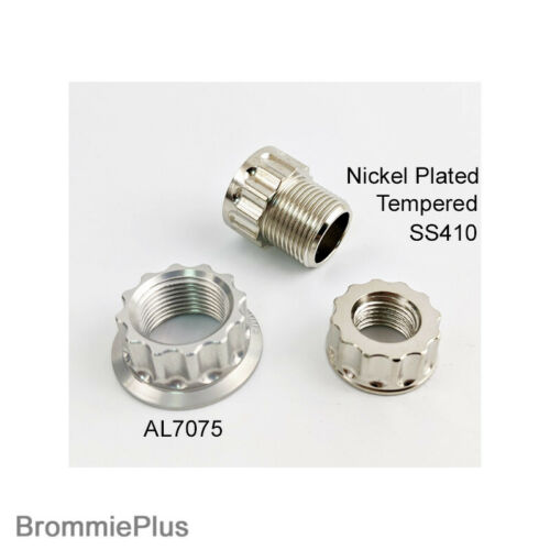 Extension nuts for Brompton External Derailleur 3 Speed 10T Kits