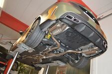 FMS 2x76mm Duplex-Sportauspuff Mercedes C63 AMG S/W205 Limo / T-Modell / Coupe a