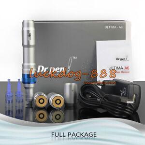Dr Pen Microneedle Derma Pen Ultima A6 A7  électrique Dermapen Micro aiguilles