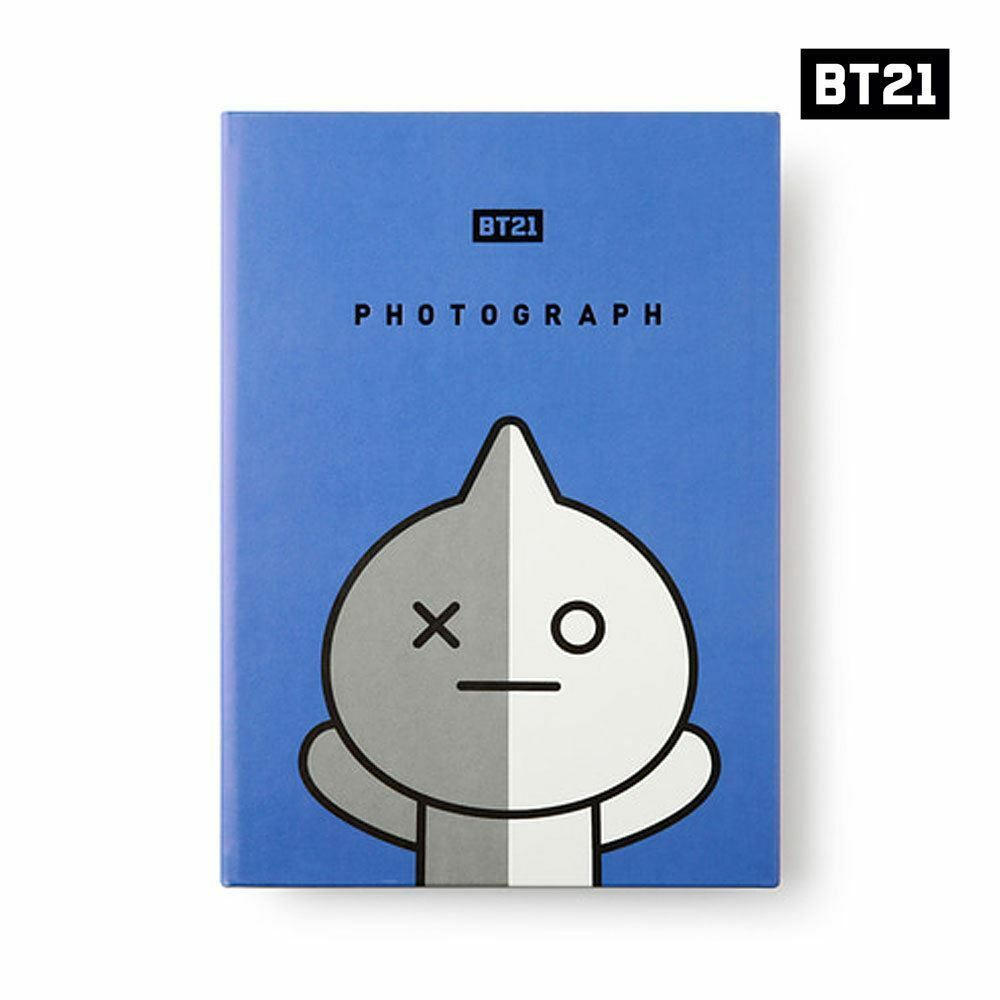 BTS BT21 Official Authentic Goods monopoly Photograph Photo Album Album Album KPOP e83f8e