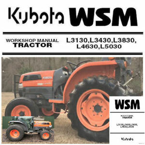 kubota tractor repair