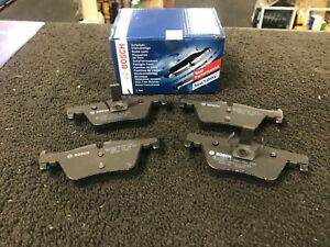 BOSCH BRAKE SHOES SET for BMW 3 Coupe 320d 2007-2013