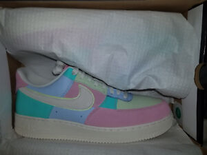 quality design 13e20 c4fa3 Details about Nike Air Force 1 '07 QS Low Easter Deadstock New 2018 US size  11