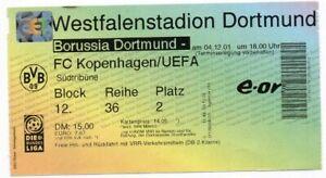 Borussia Dortmund Tickets Ebay