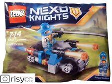 Lego® Nexo Nights 30371 Bike Polybag NEU & OVP
