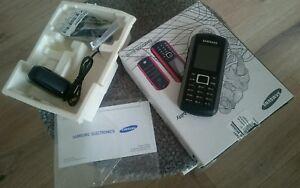 Samsung-Xplorer-GT-B2100-Schwarz-grau-Ohne-Simlock-Staub-und-Wasserdicht