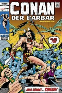 CONAN-DER-BARBAR-deutsch-CLASSIC-COLLECTION-HC-1-2-Smith-Buscema-Adams-OMNIBUS