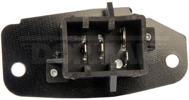 HVAC Blower Motor Resistor Kit Front Dorman 973-404
